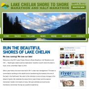 lake chelan marathon website