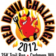 Diablo Rojo is front and center in the Red Devil Challenge logo.