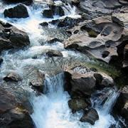 Icicle Creek near Leavenworth