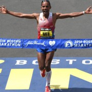Meb Keflezighi became the first American man in 31 years to capture the Boston Marathon.