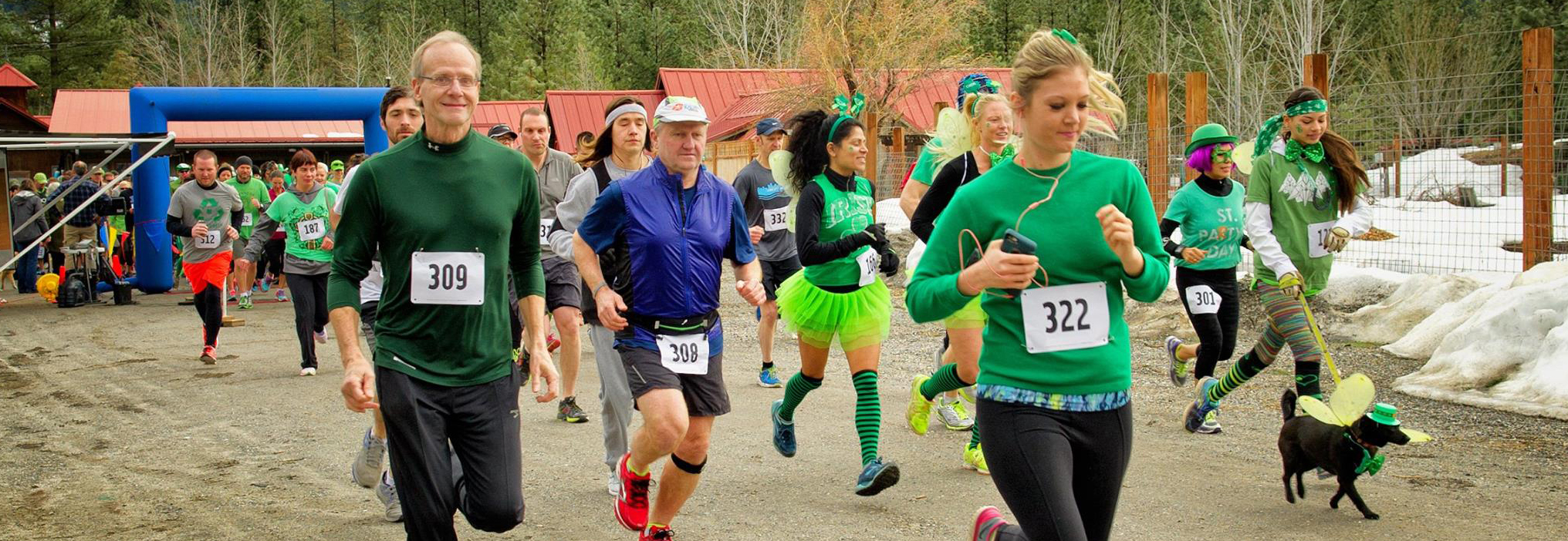 Run Wenatchee O Grady S St Paddy S 5k